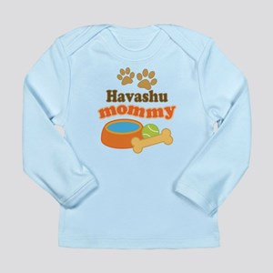 Havashu mom Long Sleeve Infant T-Shirt