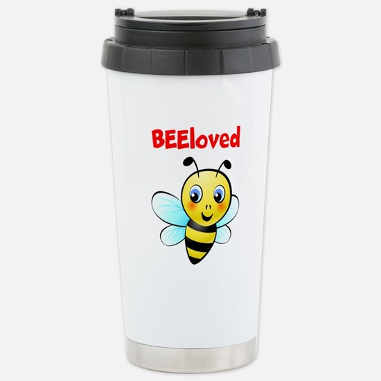 Cute Bee Travel Mug