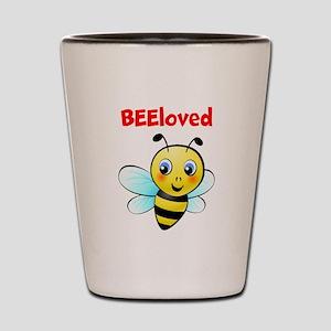 Cute Bee Shot Glass