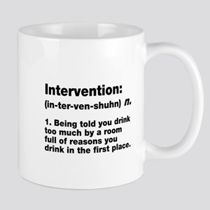 Intervention Mugs
