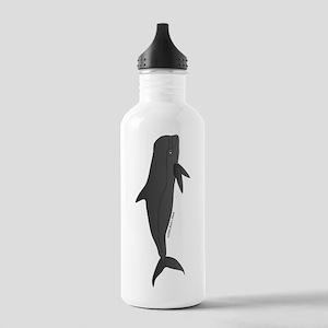 Pilot Whale c Water Bottle