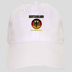 Deutschland Weltmeister 2014 Baseball Cap