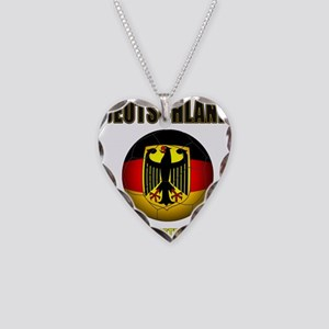 Deutschland Weltmeister 2014 Necklace
