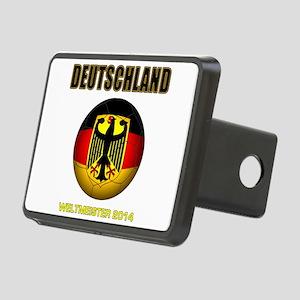 Deutschland Weltmeister 2014 Hitch Cover