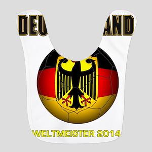 Deutschland Weltmeister 2014 Bib
