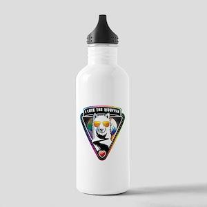 I LOVE The WooFPAK (Joe Dog COOL) Water Bottle