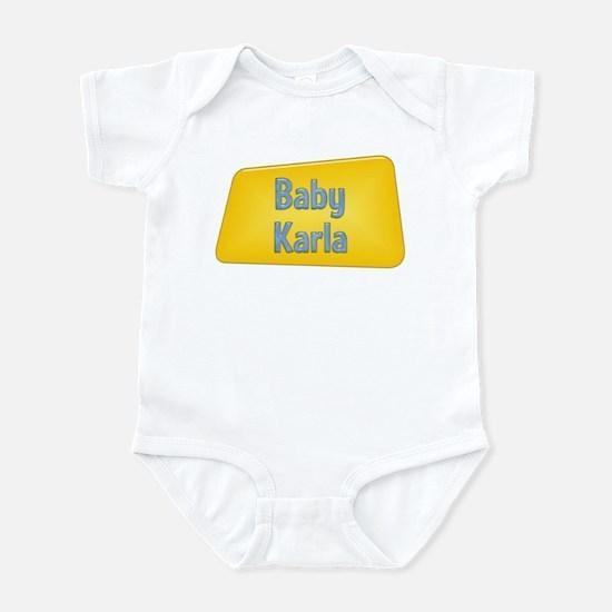 Baby Karla Infant Bodysuit