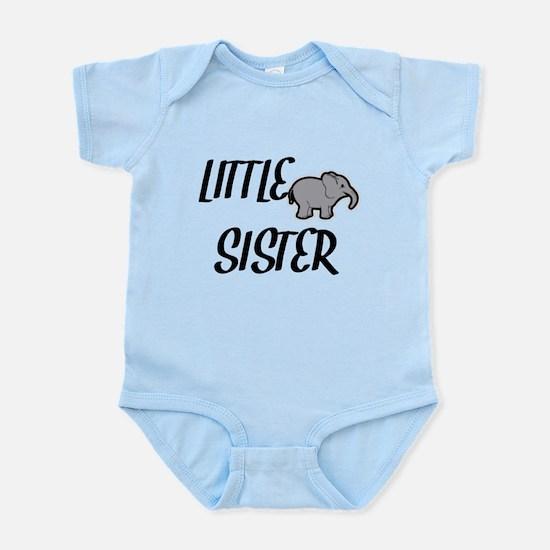 Little Sister Elephant Body Suit