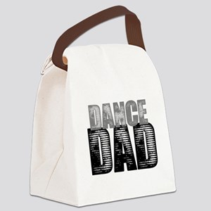 Dance Dad Canvas Lunch Bag