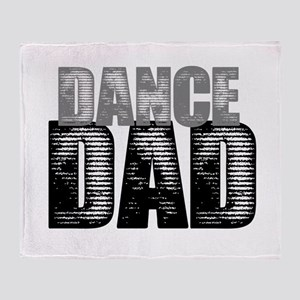 Dance Dad Throw Blanket
