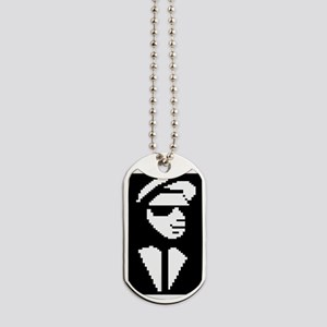 8 Bit Walt Jabsco Dog Tags