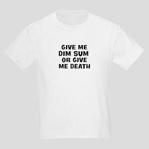 Give me Dim Sum Kids Light T-Shirt