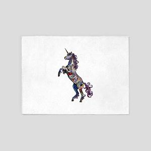 Wild Unicorn 5'x7'Area Rug