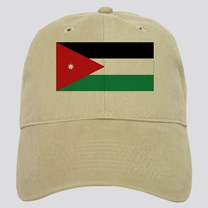 Flag of Jordan Cap