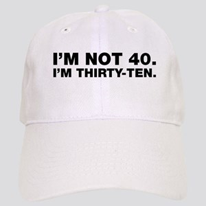 Funny 40th Birthday Hats - CafePress ad406a49405