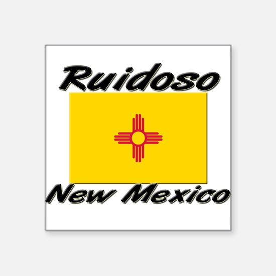 Ruidoso Sticker