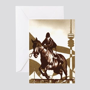 Show Jumping Greeting Cards (Pk of 20)