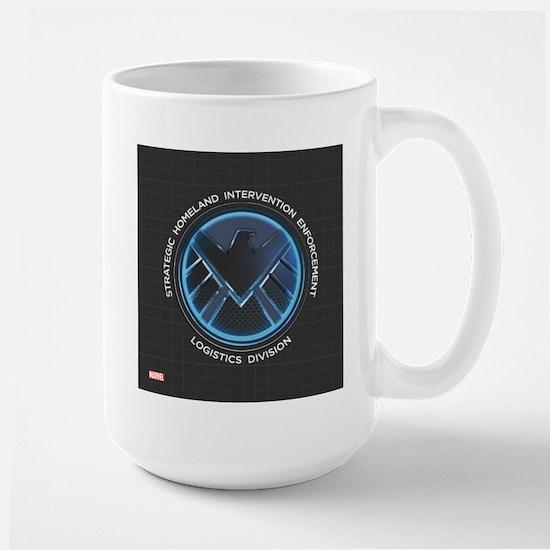 MAOS Dark Shield Large Mug