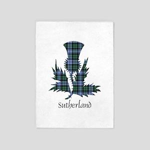 Thistle - Sutherland dist. 5'x7'Area Rug