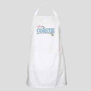 My Coastie gives me butterfli BBQ Apron