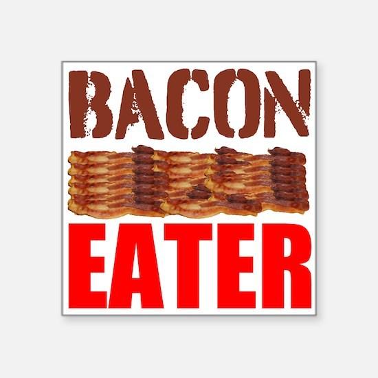 Bacon Eater Sticker