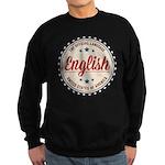 USA Official Language Sweatshirt