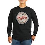 USA Official Language Long Sleeve T-Shirt
