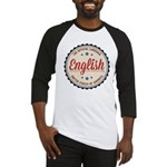 USA Official Language Baseball Jersey
