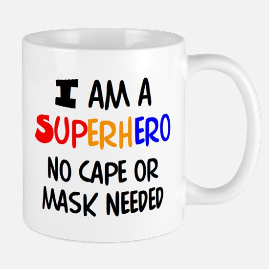 i am superhero Mug