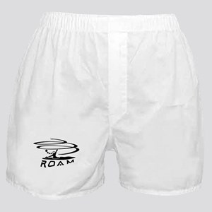 "Squirt Boating ""Roam"" Boxer Shorts"