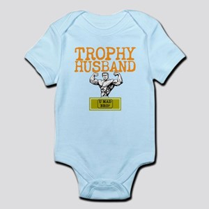 Trophy Husband Body Suit