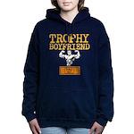 Trophy Boyfriend Women's Hooded Sweatshirt