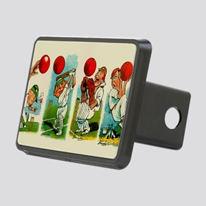 Cricket Players Hitch Cover