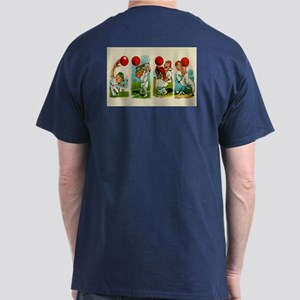 Cricket Players Dark T-Shirt