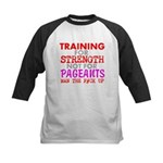 Training for Strength Not For Pageants Baseball Je