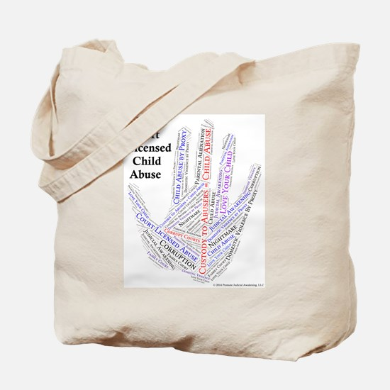 Promote Judicial Awakening Hand Tote Bag