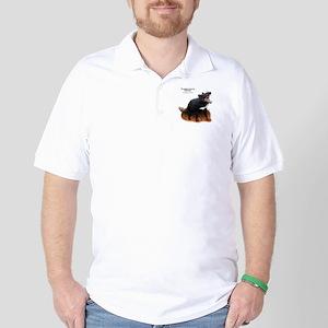 Tasmanian Devil Golf Shirt