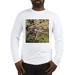 Merganser Family Long Sleeve T-Shirt