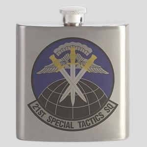 21st Special Tactics Squadron Flask