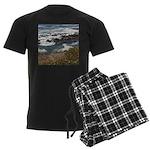 Seal Rock Men's Dark Pajamas