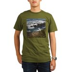 Seal Rock Organic Men's T-Shirt (dark)