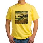 Seal Rock Yellow T-Shirt