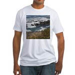 Seal Rock Fitted T-Shirt