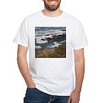 Seal Rock White T-Shirt