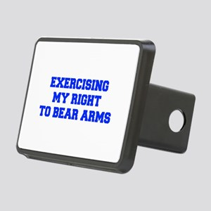 exercising-my-right-to-bear-arms-fresh-blue Hitch