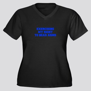 exercising-my-right-to-bear-arms-fresh-blue Plus S