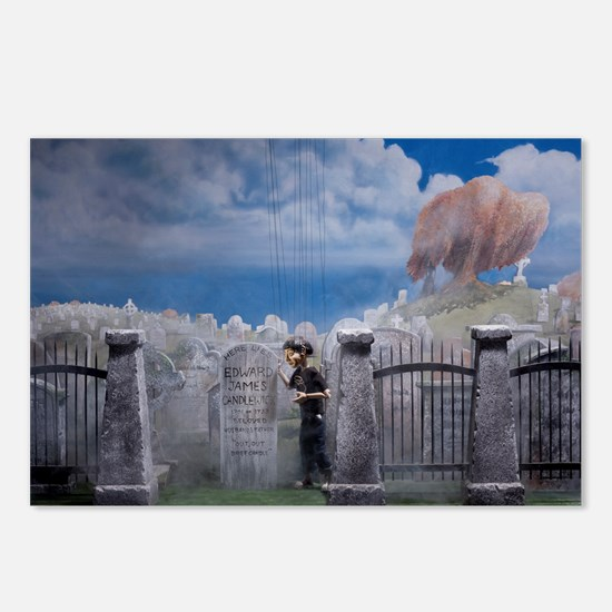 Daniel at the Grave Postcards (Package of 8)