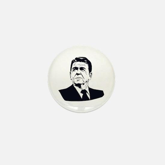 Strk3 Ronald Reagan Mini Button