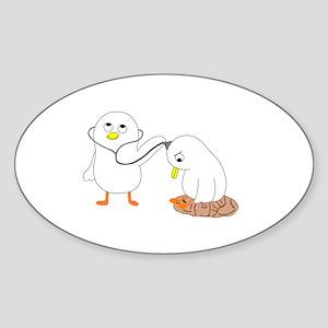 Psychiatrist Oval Sticker