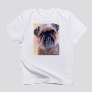 brussels griffon Infant T-Shirt